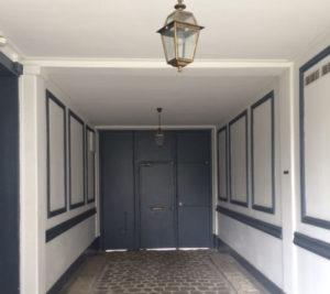 Hall d'entrée du cabinet d'avocat à Maisons-Alfort de Sylvie Agostino-Moderno